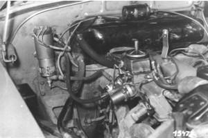 Инжекторный двигатель ГАЗ-21