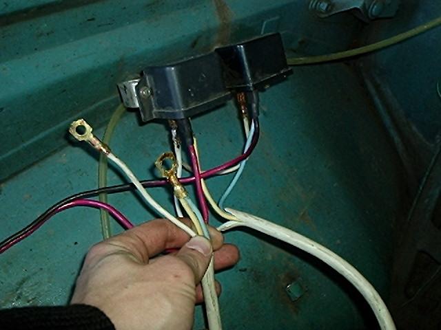 Силовой отвод генератора
