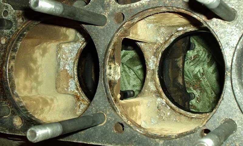 Ремонт двигателя уаз 417 своими руками
